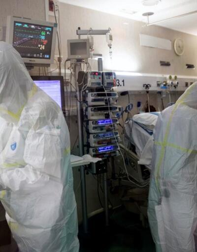 Koronavirüs hastalarını öldüren sinsi enfeksiyon: Covid-19 zatürresi