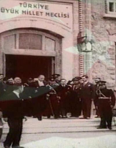 Türk milletinin bağımsızlığı bugün 100 yaşında