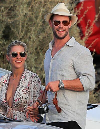 Chris Hemsworth, Brad Pitt ile nasıl tanıştığını anlattı