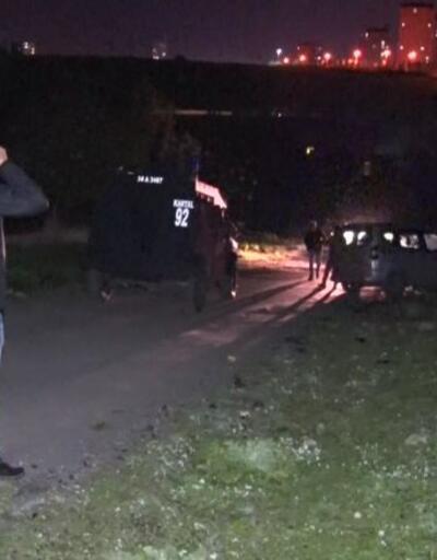 Motosiklet hırsızları kovalamaca sonucu yakalandı