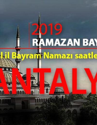 Antalya iftar vakti - 2020 imsakiye: 27 Nisan Antalya iftar saati kaç?