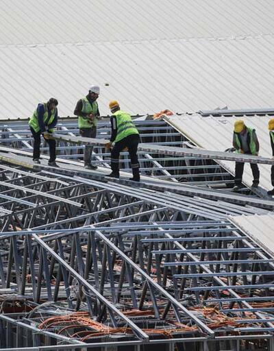 Atatürk Havalimanı ve Sancaktepe hastanelerinin inşaatı devam ediyor