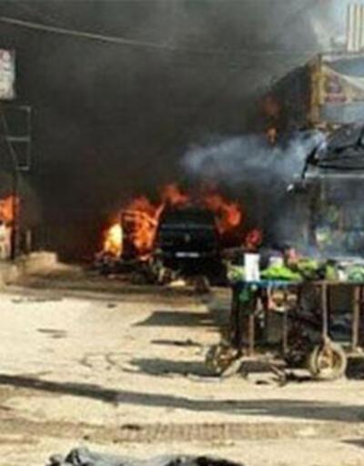 Afrin'deki hain saldırının failleri yakalandı