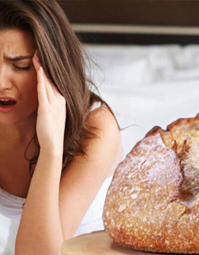 Yapıp yediğiniz mayalı ekmekler bu ağrıyı tetikleyebilir!