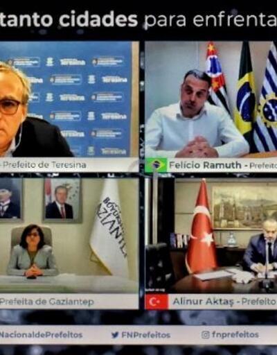 Türkiye, pandemiyle mücadelede örnek