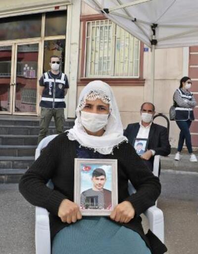 HDP önündeki eylemde 245'inci gün