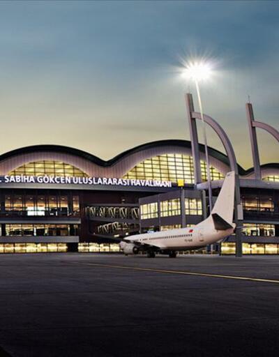 Sabiha Gökçenkargo uçuşlarına açıldı