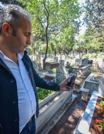 Korona, mezar ziyaretini dijitalleştirdi