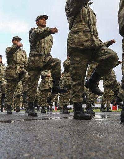 Celp ve terhis tarihleri belli oldu! 66 bin asker terhis ediliyor