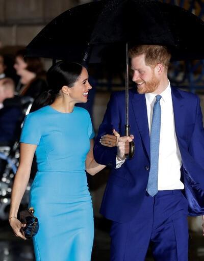 Kraliyetten ayrılıp ABD'ye yerleşmişlerdi: Meghan ve Harry çiftinden doğum günü sürprizi