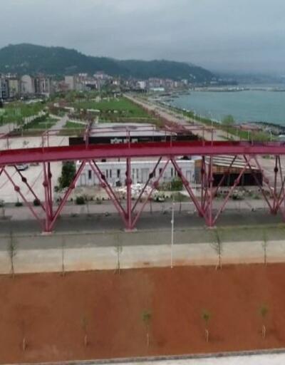 Köprünün kaderini Trabzonlular belirleyecek