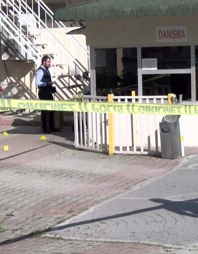 "İstanbul'da sitede dehşet! ""15 el ateş etti"""