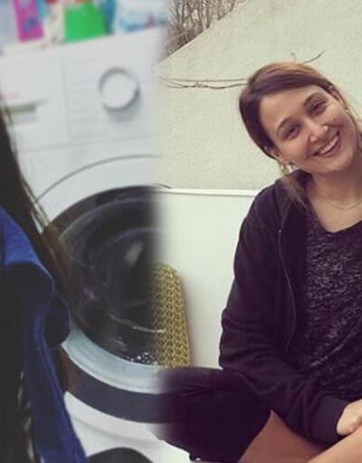 Gupse Özay: Çamaşır makinası bir tanesini gizlice yiyor