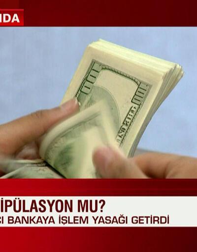 Alkin: Türkiye'yi borçlandırmaya yönelik operasyon