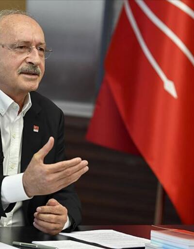 CHP lideri Kılıçdaroğlu öğrencilerle görüştü