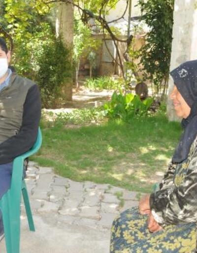 Akçakale Kaymakamından şehit annelerine ziyaret