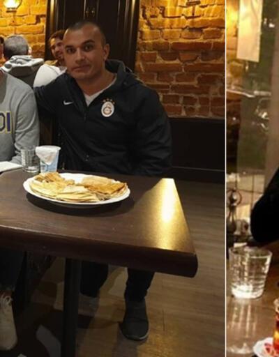 Zlatan Ibrahimovic Türk restoranda iftar yaptı