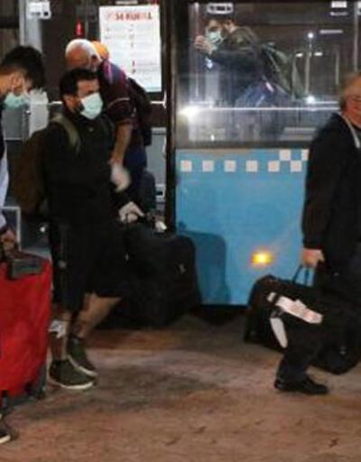 Cezayir'den gelen 101 kişi Adıyaman'da karantinaya alındı