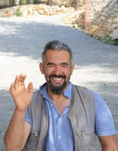 Engelli Mehmet'e özel yol