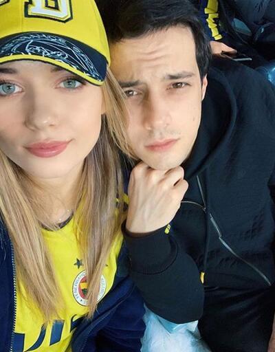 Afra Saraçoğlu ile sevgilisi Mert Yazıcıoğlu arasında resmi mesaj krizi
