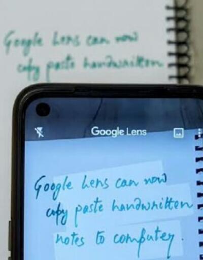 Google Lens kullanıcılara büyük kolaylık sağlayacak