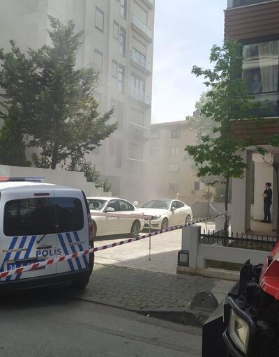 Kadıköy'deki yangında can pazarı