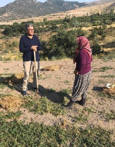 Recep Konuk: Salgında tarımın önemi konusunda mutabakat oluştu