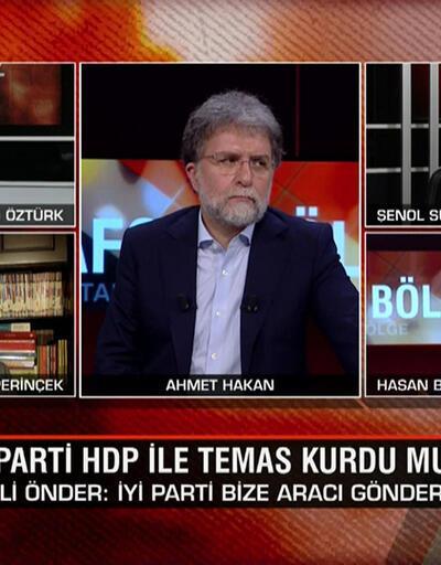 Kaç kişi bağışıklık kazandı? İYİ Parti ile HDP temas kurdu mu? Tarafsız Bölge'de konuşuldu