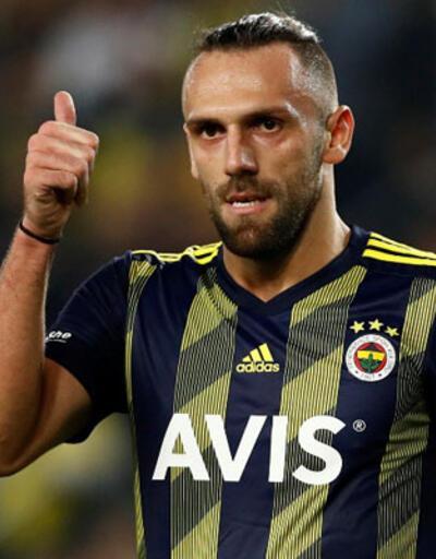Fenerbahçe'den Vedat Muriç kararı