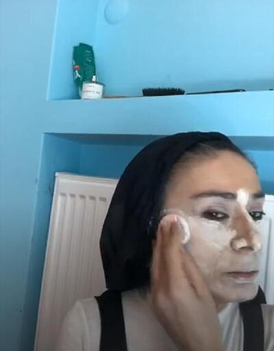 Yıldız Tilbe'nin makyaj videosu sosyal medyayı salladı!