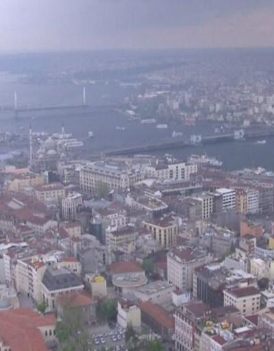 İstanbul'da anlık hava ölçümü