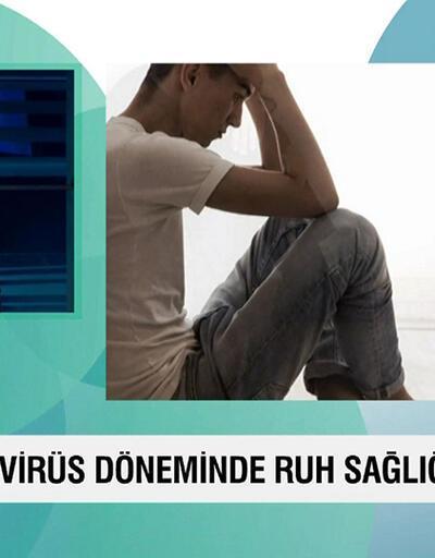 Sağlık Kontrolü salgın döneminde ruh sağlığını ve koronavirüsün hukuka etkisini konuştu
