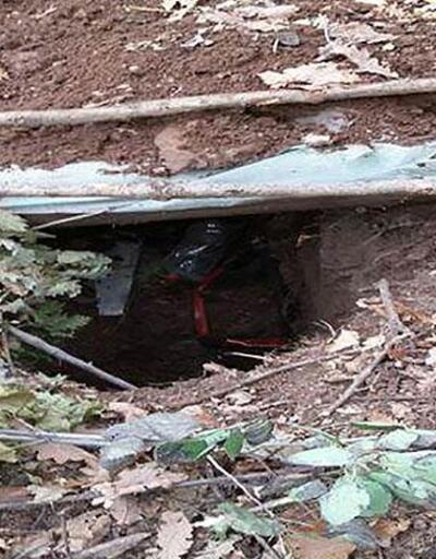 Muş'ta PKK sığınakları imha edildi
