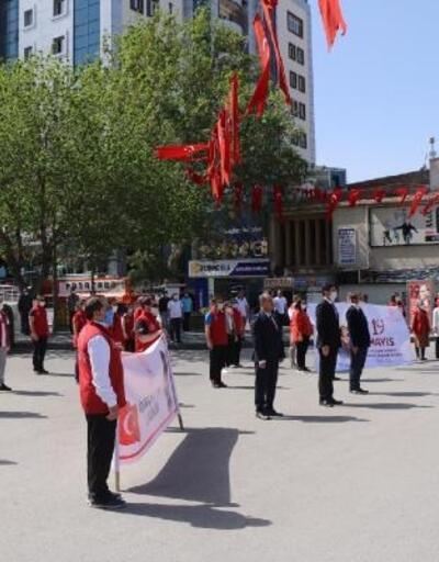 Niğde'de Gençlik Haftası etkinlikleri başladı