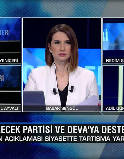 CHP'nin Babacan-Davutoğlu hamlesine kim ne dedi?  Siyasette 3. ittifak yolda mı? Akıl Çemberi'nde tartışıldı