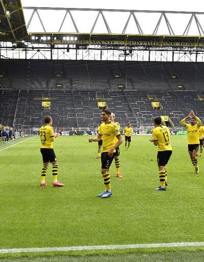 Bundesliga böyle başladı