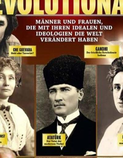 Atatürklü en büyük devrimci kapağı