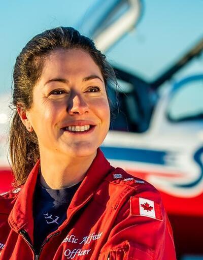 Kanada'da gösteri uçağı düştü: 1 ölü