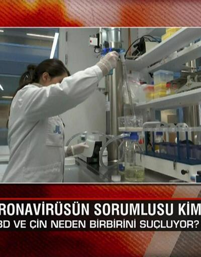 Koronavirüsün sorumlusu kim? Salgın küresel krizi tetikler mi? Ne Oluyor?'da tartışıldı