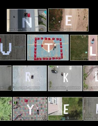 Son dakika... Drone pilotlarından 19 Mayıs mesajı