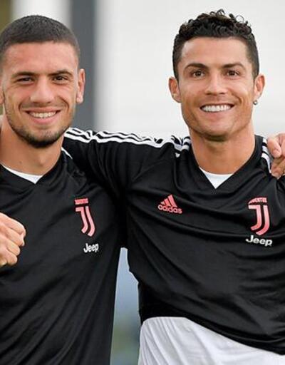 Merih Demiral'dan Ronaldo itirafı