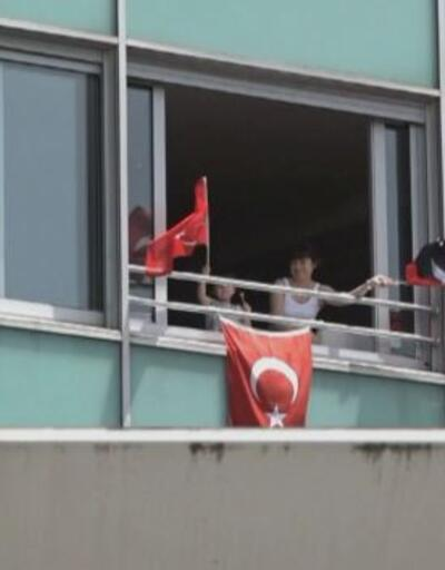 İstanbul'da 19 Mayıs böyle kutlandı