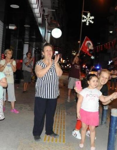 Balçova'da 19 Mayıs coşkuyla kutlandı