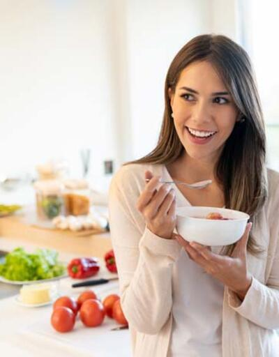 Dengeli beslenme için sağlıklı atıştırmalık önerisi