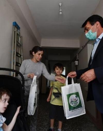 Osmangazi Belediye Başkanı Dündar'dan çocuklara bayram hediyesi