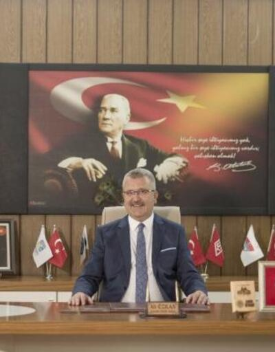 Karacabey Belediye Başkanı Özkan, Ramazan Bayrımı'nı kutladı