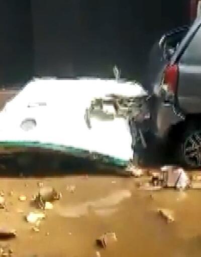 Son dakika... Pakistan'daki uçak kazasından ilk görüntüler