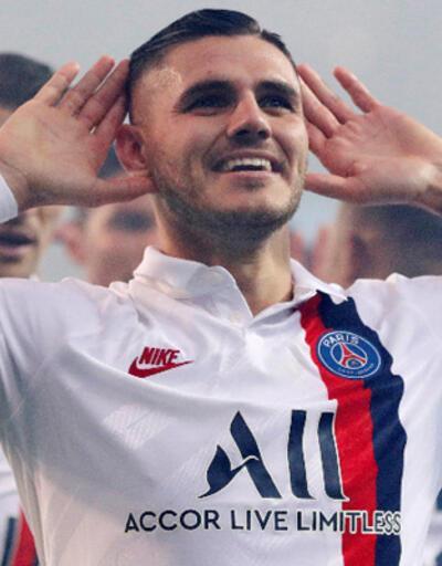 PSG'den Icardi için 60 milyon euro