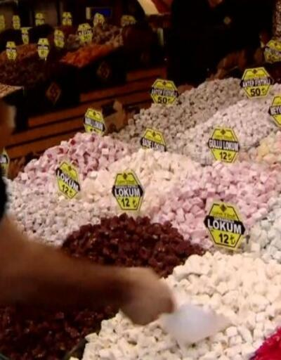 Çarşı - pazarda şeker çikolata fiyatları