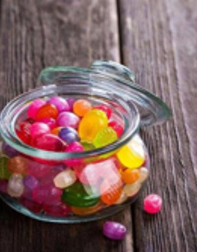 Bayram şekerlerine dikkat